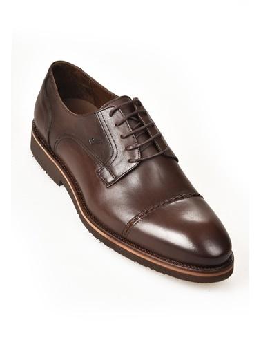 Dr.Flexer 712601 HakıkıDerıErkek Comfort Ayakkabı Kahve Kahve